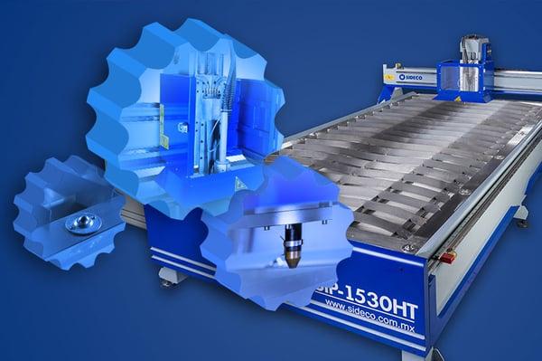CNC PLASMA - SIDECO